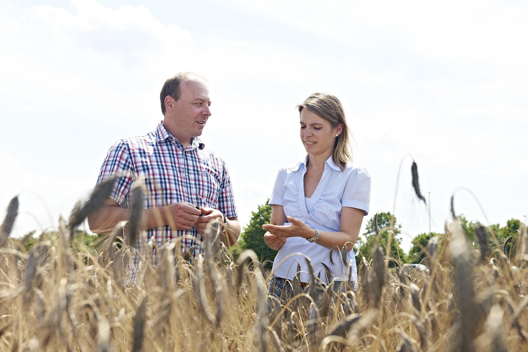 Landwirt Christian Niebling aus Neu-Ulm