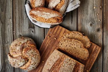 Brote aus Emmermehl