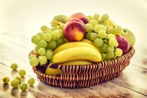 Obstkorb: Mit Früchten wird das Porridge besonders fruchtig.