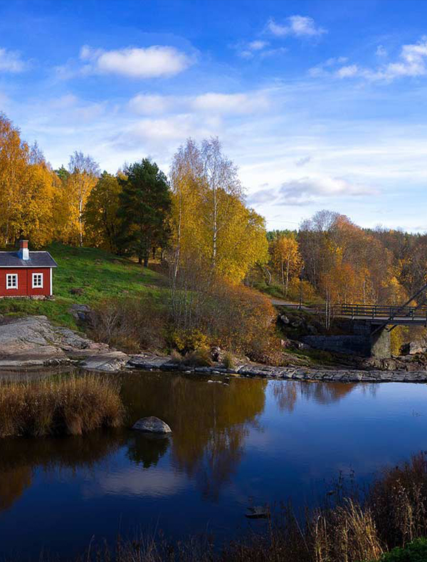 Emmer in Europa: 1. Station Finnland