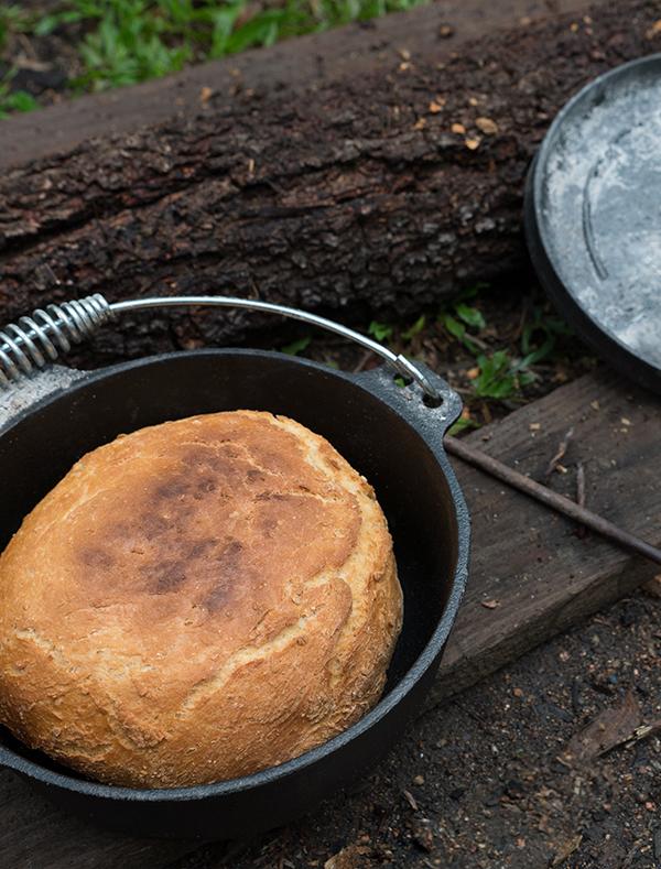 Topf ist Trend – So gelingen köstliche Topf-Brote