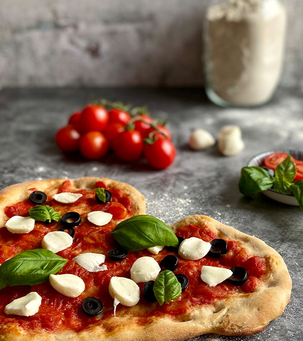 Emmer Pizza wie vom Italiener